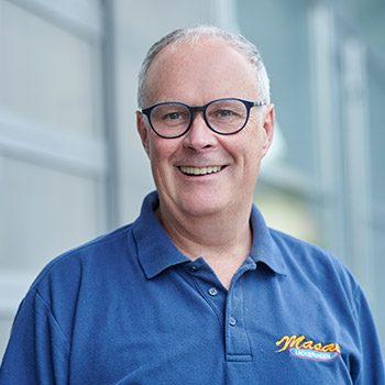 Andreas Hörburger, Leiter Spenglerei